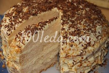 Торт зебра рецепт с фото пошагово в 79