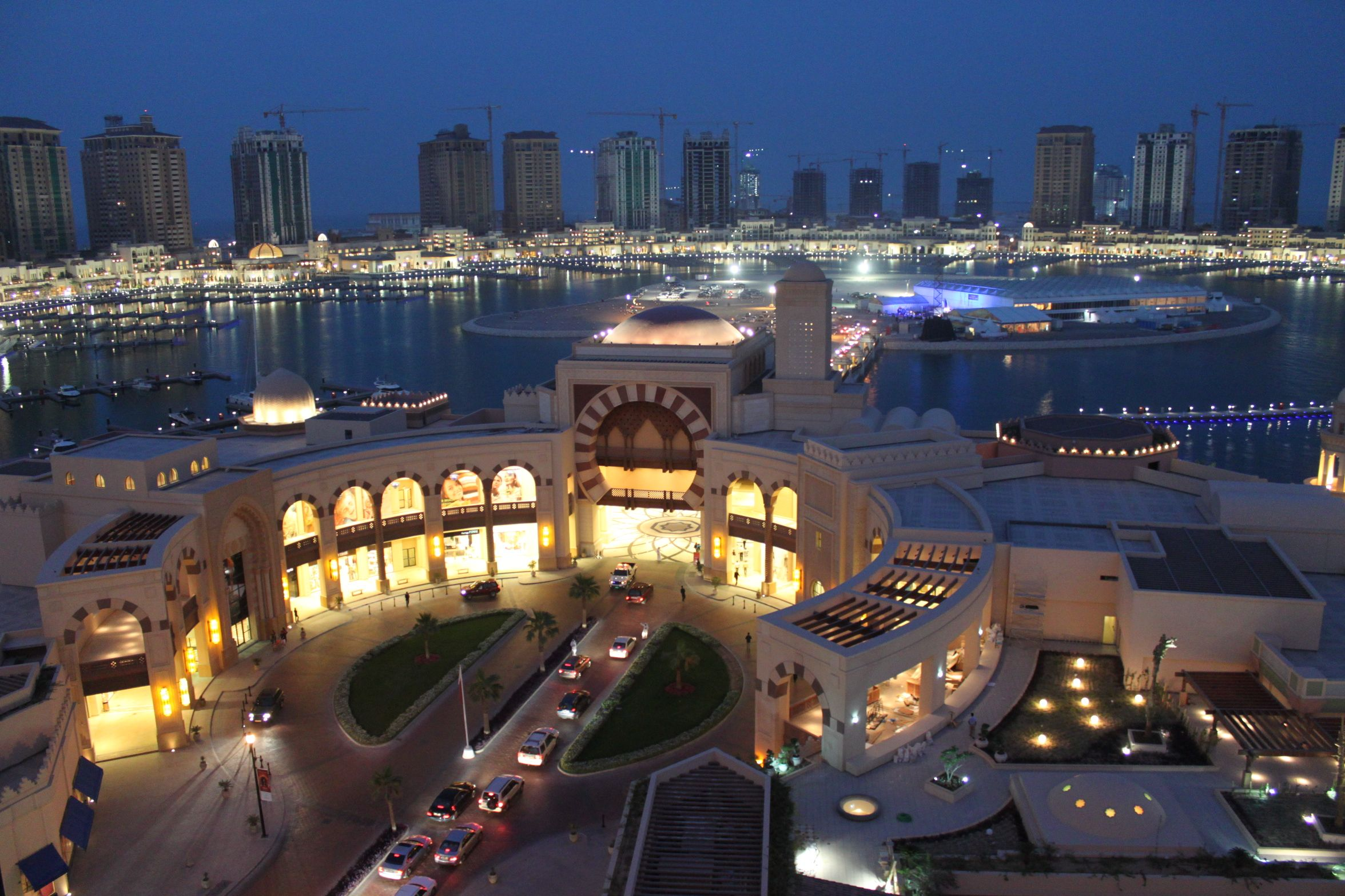 Buy or rent an apartment in the Pearl Qatar with the help