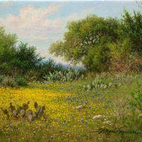 Landscape Oil Painting portfolio of William Hagerman