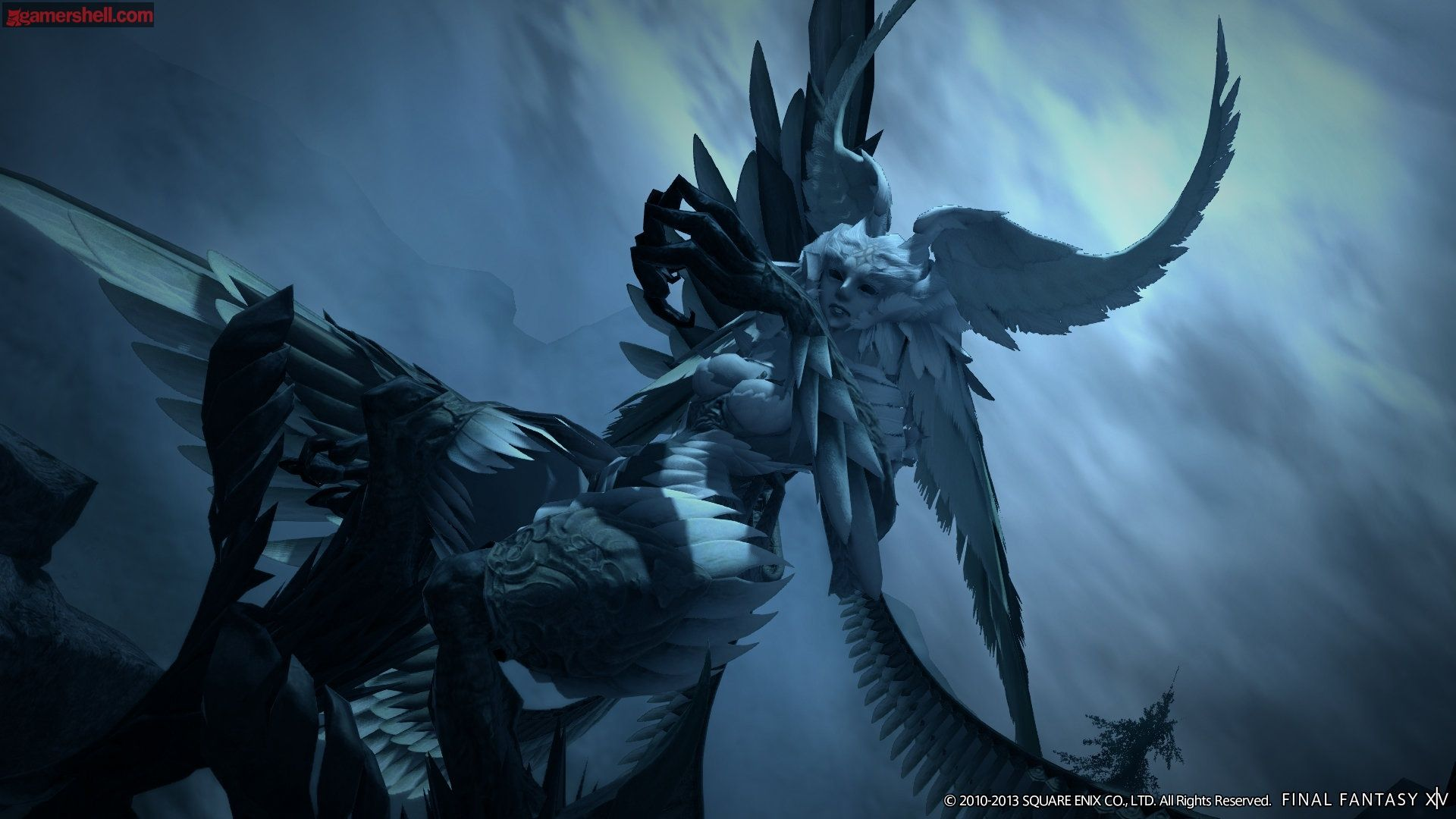 Final Fantasy Xiv A Realm Reborn Wallpaper WallDevil
