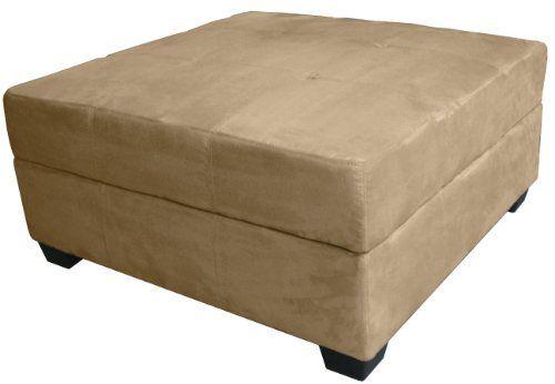 Robot Check Storage Ottoman Bench Storage Ottoman Brown Leather Ottoman