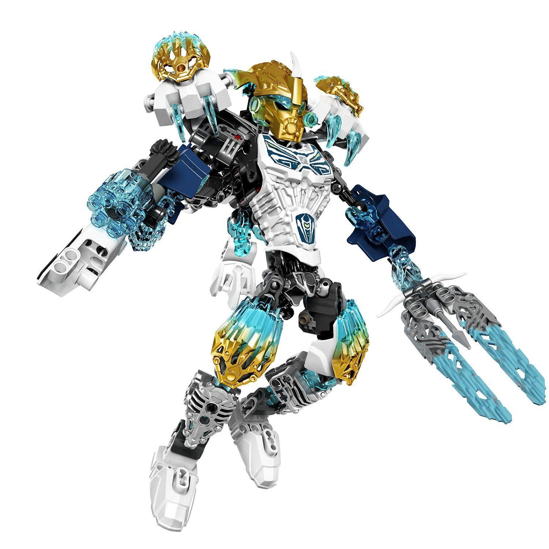 Amazon com: LEGO Bionicle Kopaka and Melum - Unity set 71311