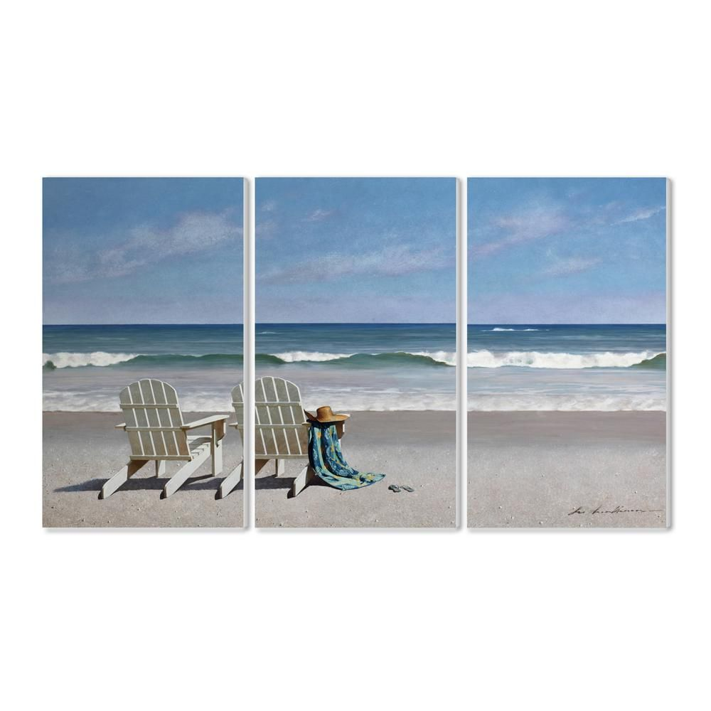 The Stupell Home Decor Collection 11 In X 17 In Two White