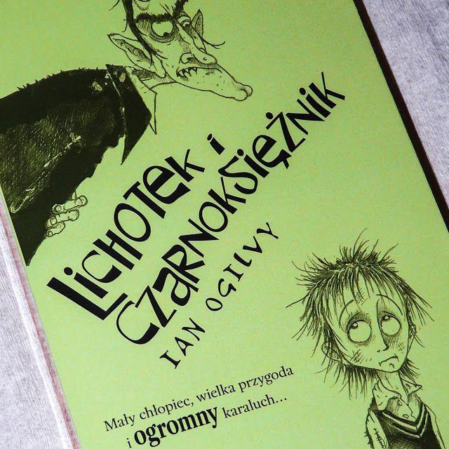 Lichotek I Czarnoksieznik Children Book Cover Cursed Child Book Book Cover