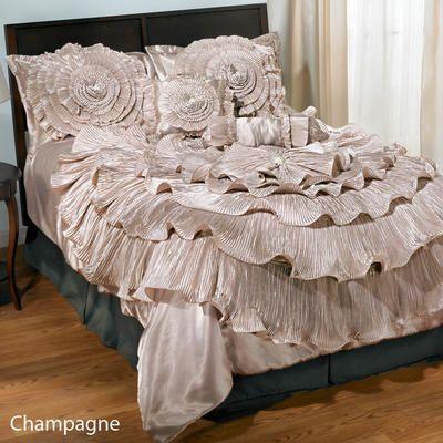 Romance 5 Pc Bedding Set Bedding Bath Gallery Home Decor