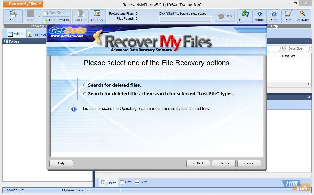 Recovery My File 2013 Full Crack Pc