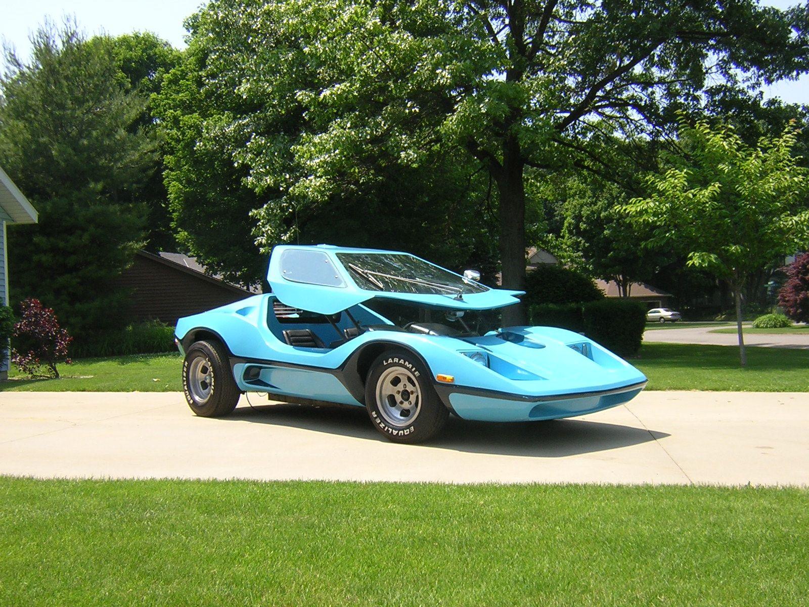 sterling kit car | Another Cool Sterling/Nova Restomod-sterling ...