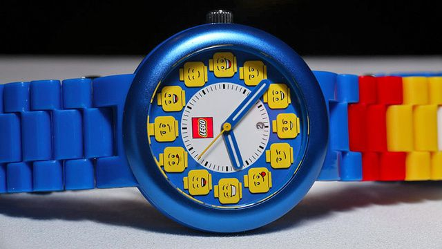 e70f4326749 There s Finally Going to Be a Lego Watch Collection For Adults ...