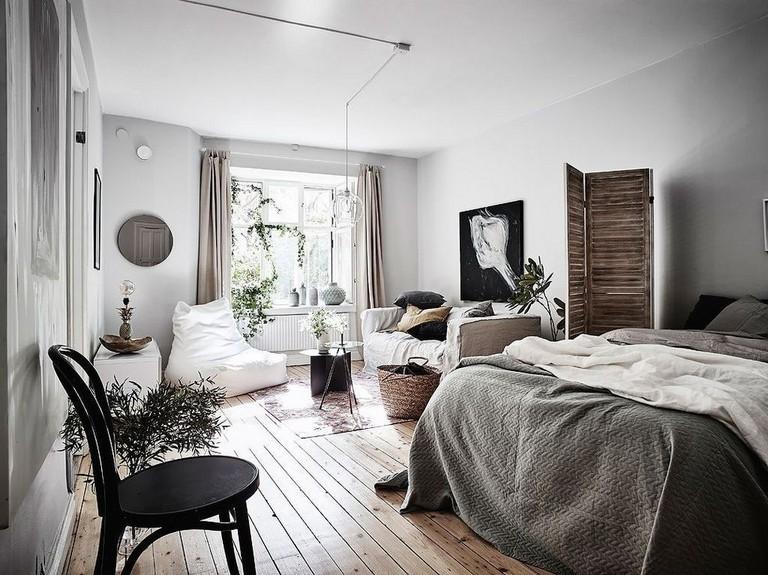 45+ Inpiring Studio Apartment Decor Ideas On A Budget