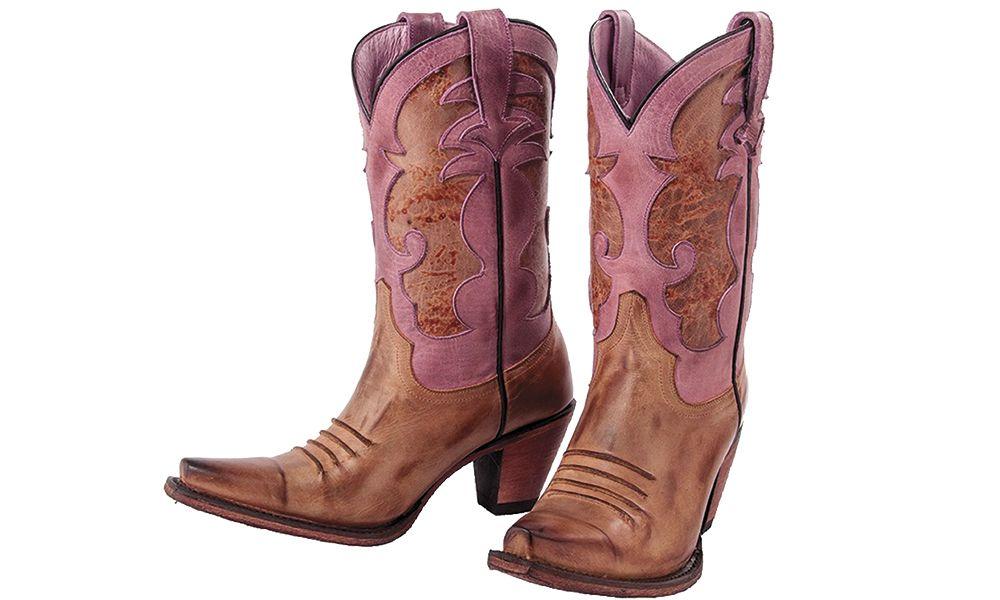 Cowboy Boots Hat