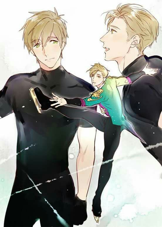 OMG WHAT IF FREE WAS YURI ON ICE HARU WOULD BE YURI RIN WOULD BE YURIO (HAHA) NAGISA WOULD BE RHE ROOSTER KID (forgot his name) SOUSUKE WOULD BE THAT GUY WHO LOST HIS GIRLFRIEND AND IS A DRAG QUEEN REI WOULD BE LEO NITORI WOULD BE THE THAI GUY AND  MAKOTO WOULD BE VIKTOR