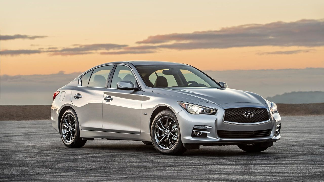 Get Infiniti Signature Edition Q50 And QX80 At A