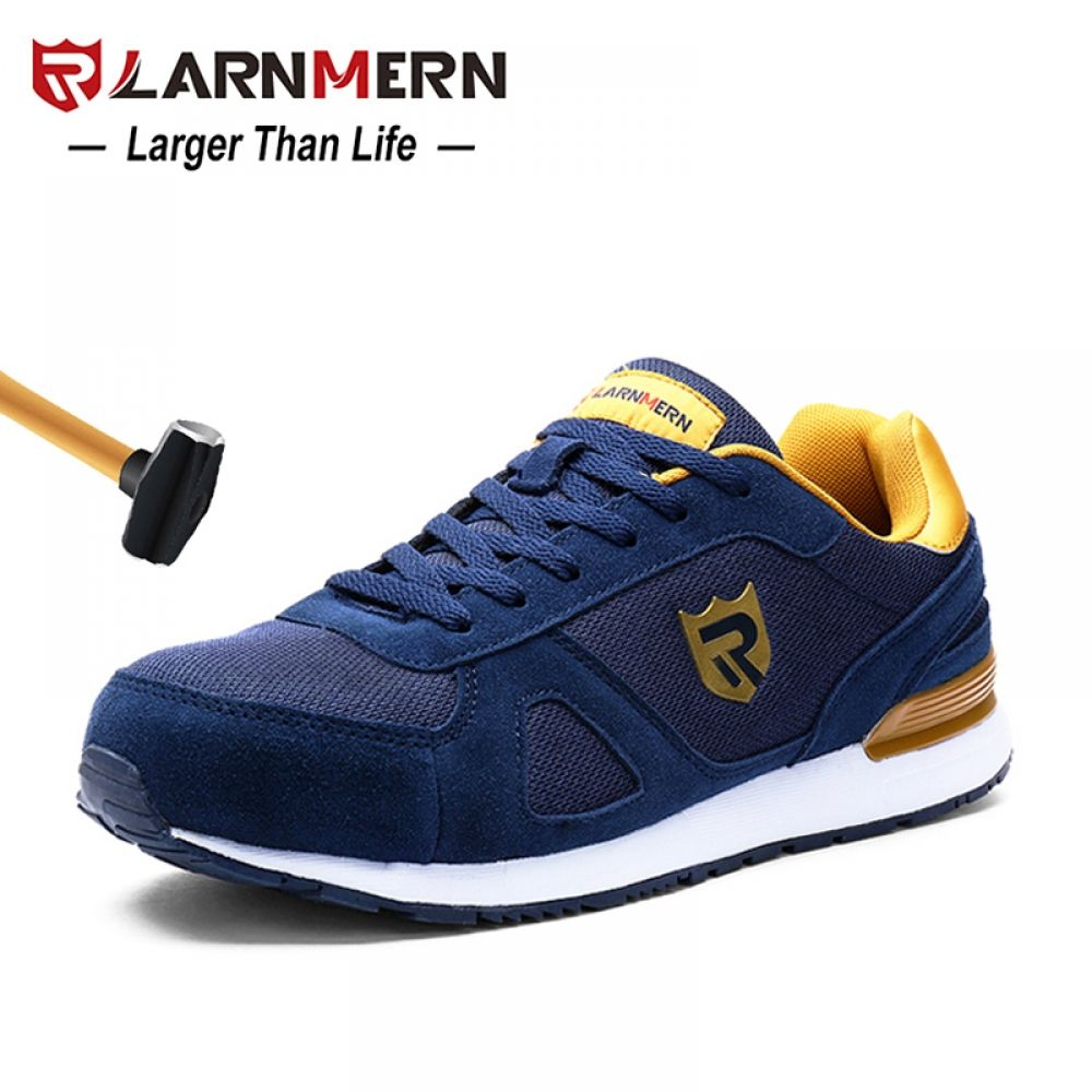Steel toe safety shoes, Casual sneakers