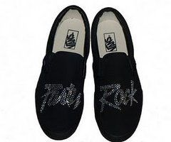 Vans LMFAO Party Rock Slip on Shoes