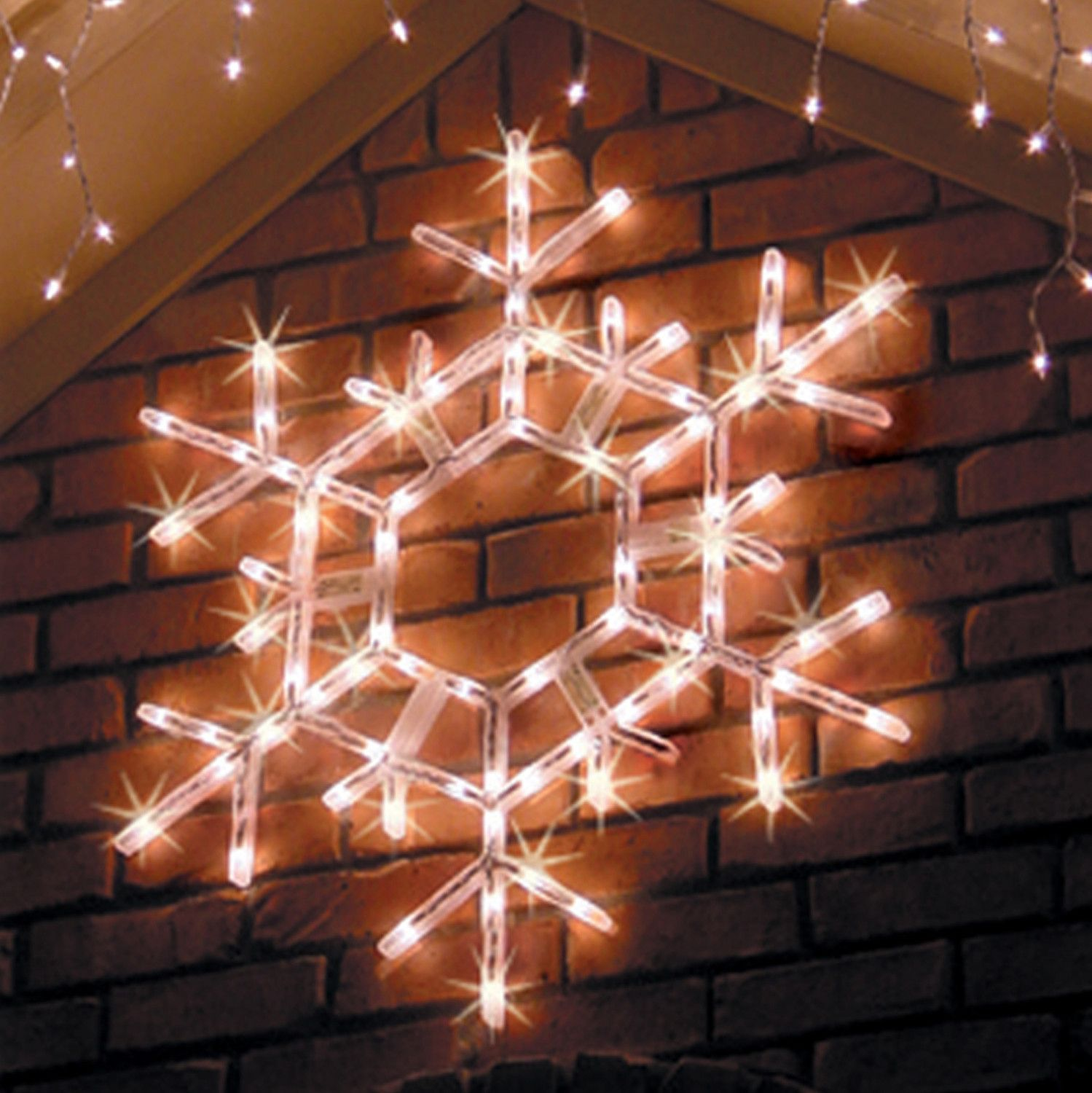 Lighted outdoor yard decorations yard decorations for Large outdoor light up christmas ornaments