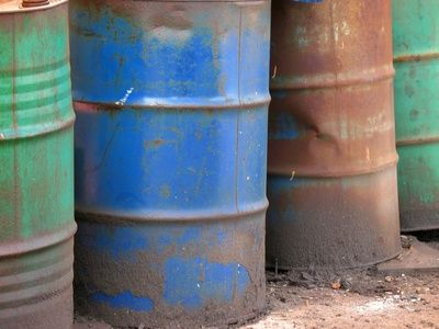 Como construir un ahumador con un barriles de 55 galones