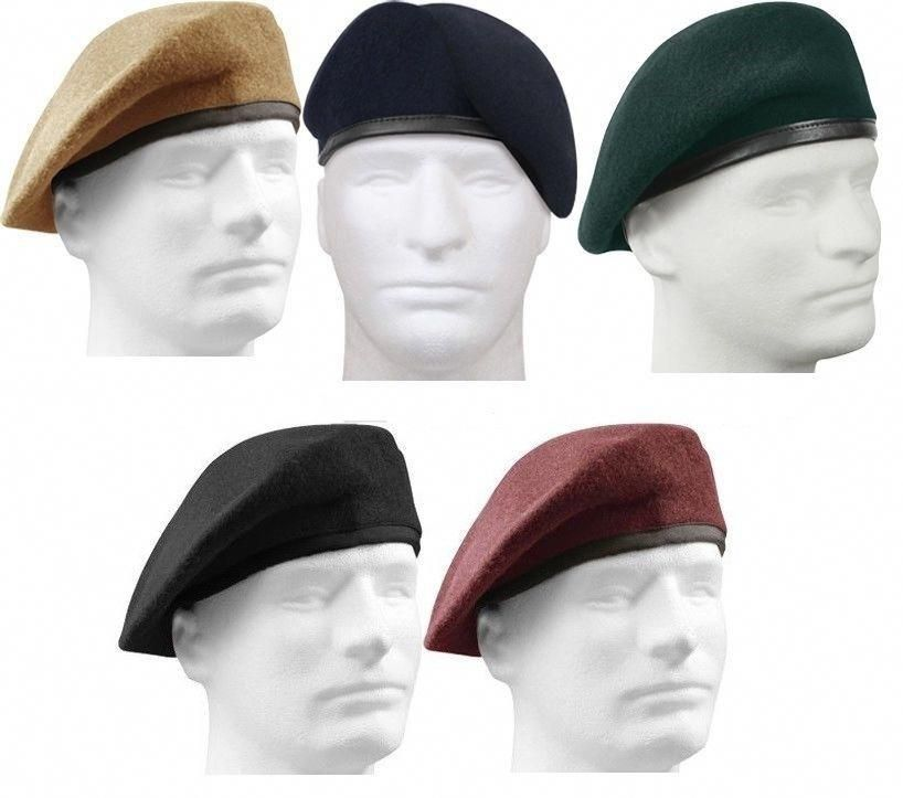 LOT of 10 Special Forces Military Green Beret / AirBorne No