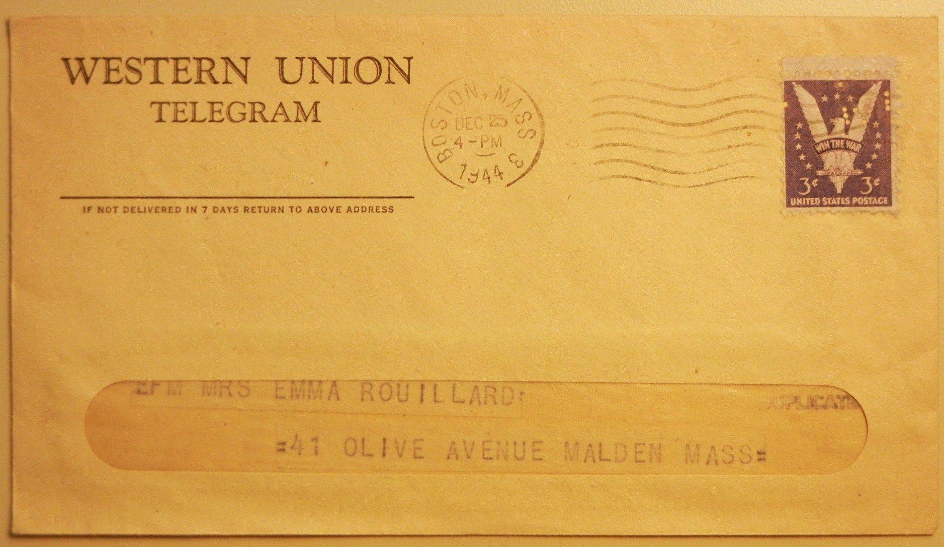 1920's Telegram Template - Google Search