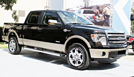 ford 2013 ford king ranch f150