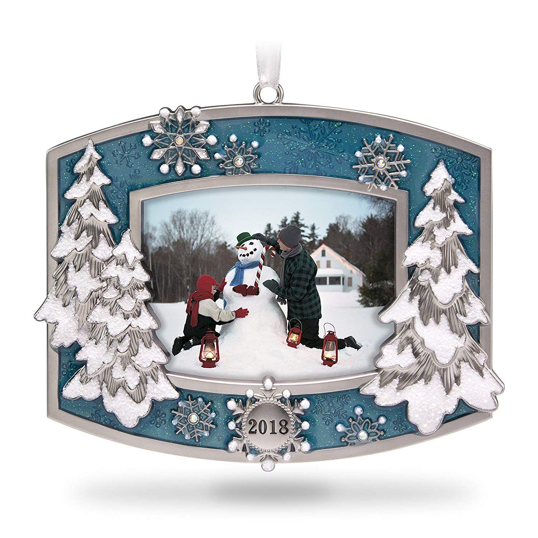 Hallmark Keepsake Christmas Ornament 2018 Year Dated A Beautiful