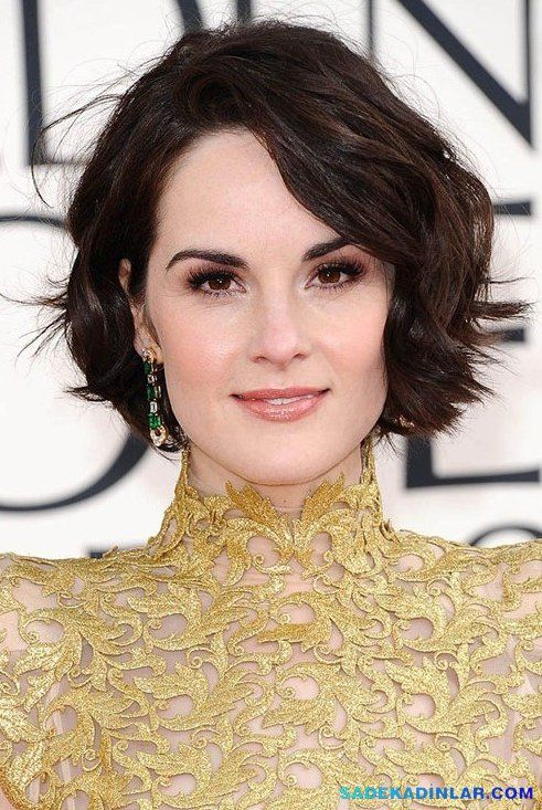 50 Best Of Easy Short Hairstyles for Thick Hair