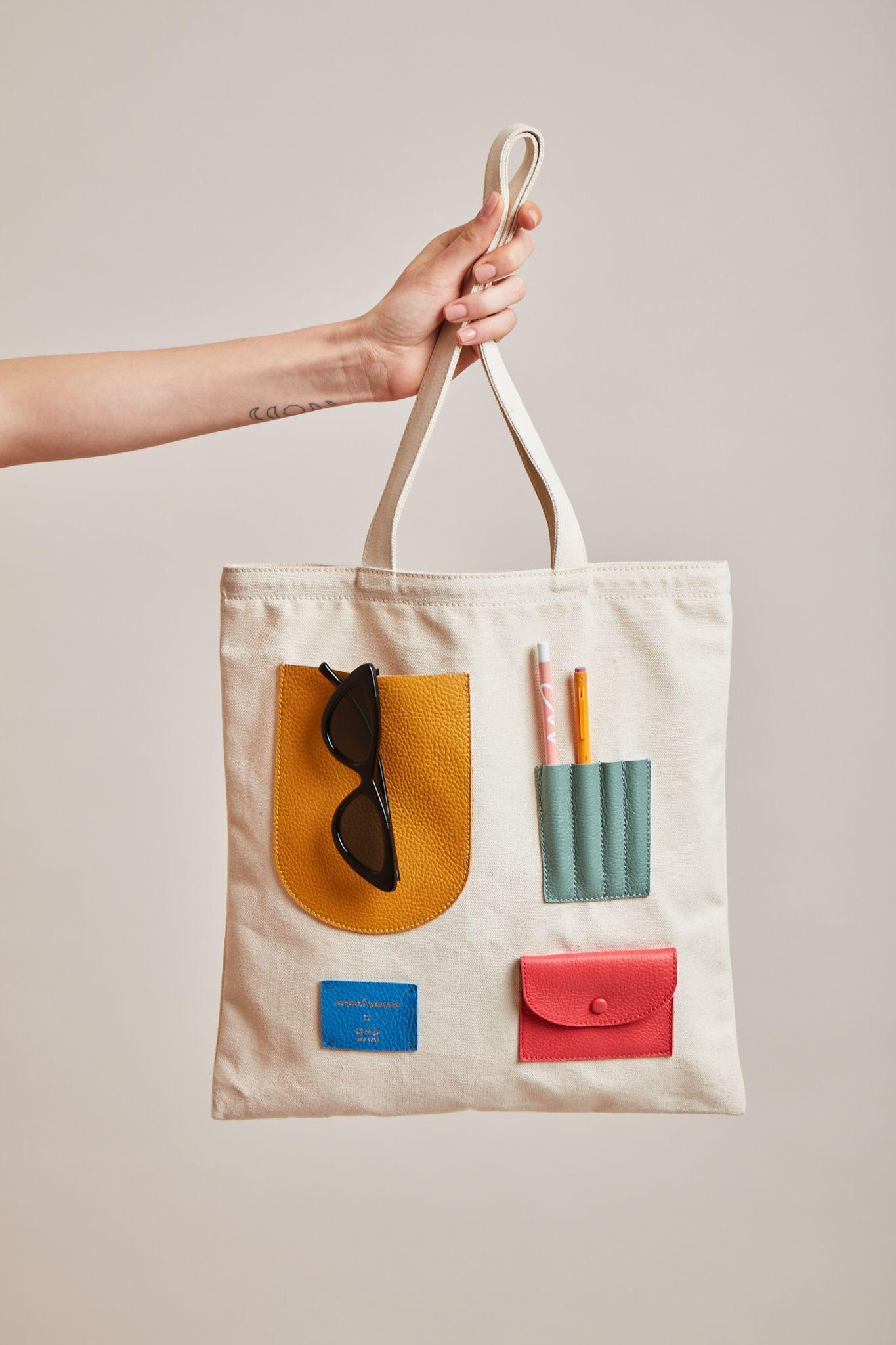 TOTE Pink Tan Floral Patchwork Totebag Grocery bag Bookbag Beachbag Lunchbag Laptop Bag Overnight Purse Tote Lunchbag Cotton Gift for Her