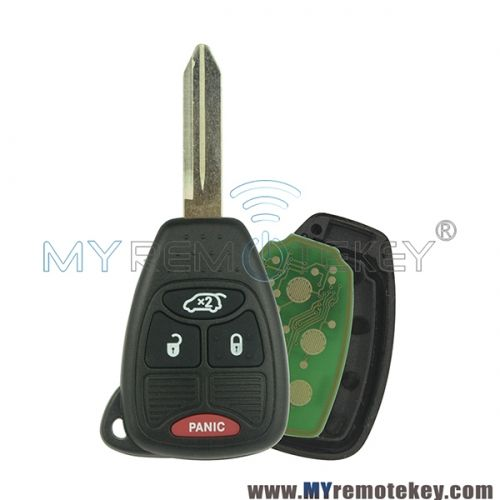 New Remote Key Replacement Case Shell 4 Button Chrysler Dodge Jeep OHT692427AA