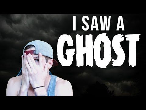 "HAUNTED BY GHOSTS ""STORYTIME"" I SAW A GHOST - YouTube"