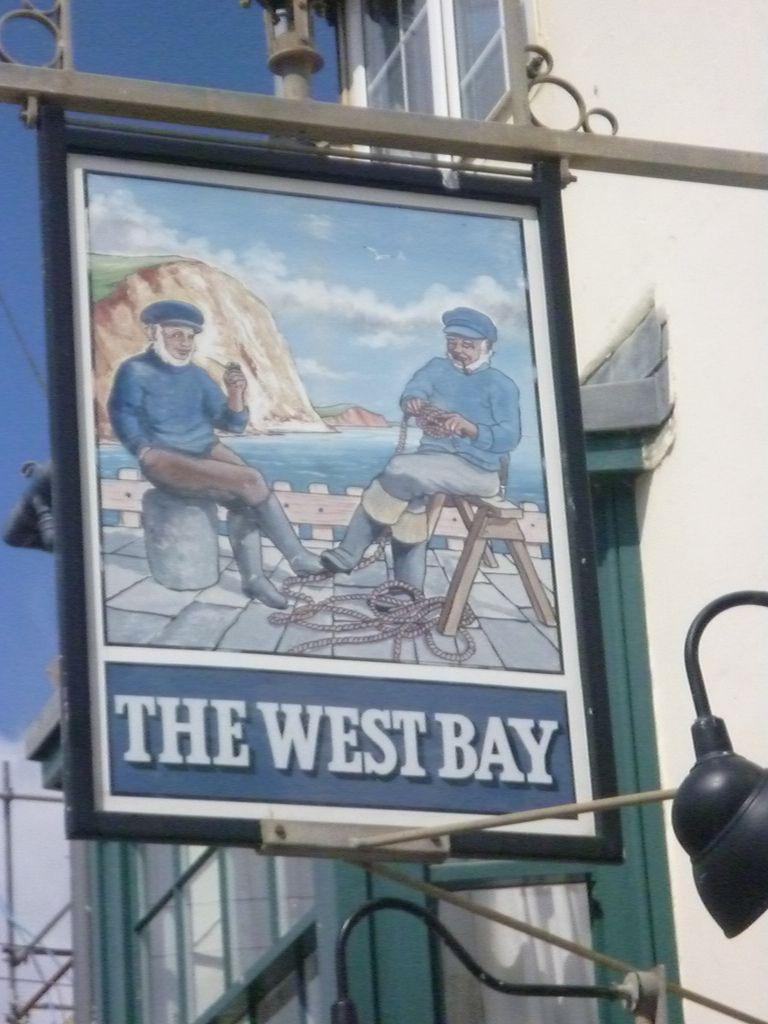 Lyme regis west bay and seatown 061 lyme regis pub