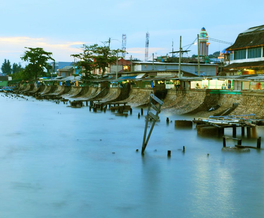Pin Di Borneo