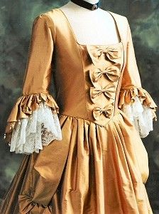 rossetti costumes amp bridal gowns 18th and 19th century