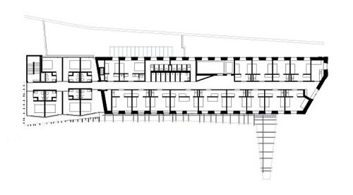 SUBTILITAS (With images) Youth hostel, Architecture