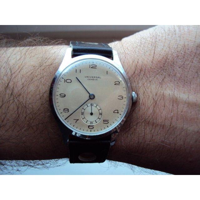 b4a78d974363 Vintage Universal Geneve Men Watch cal. 262 KJ ARROW 1950 s Reloj