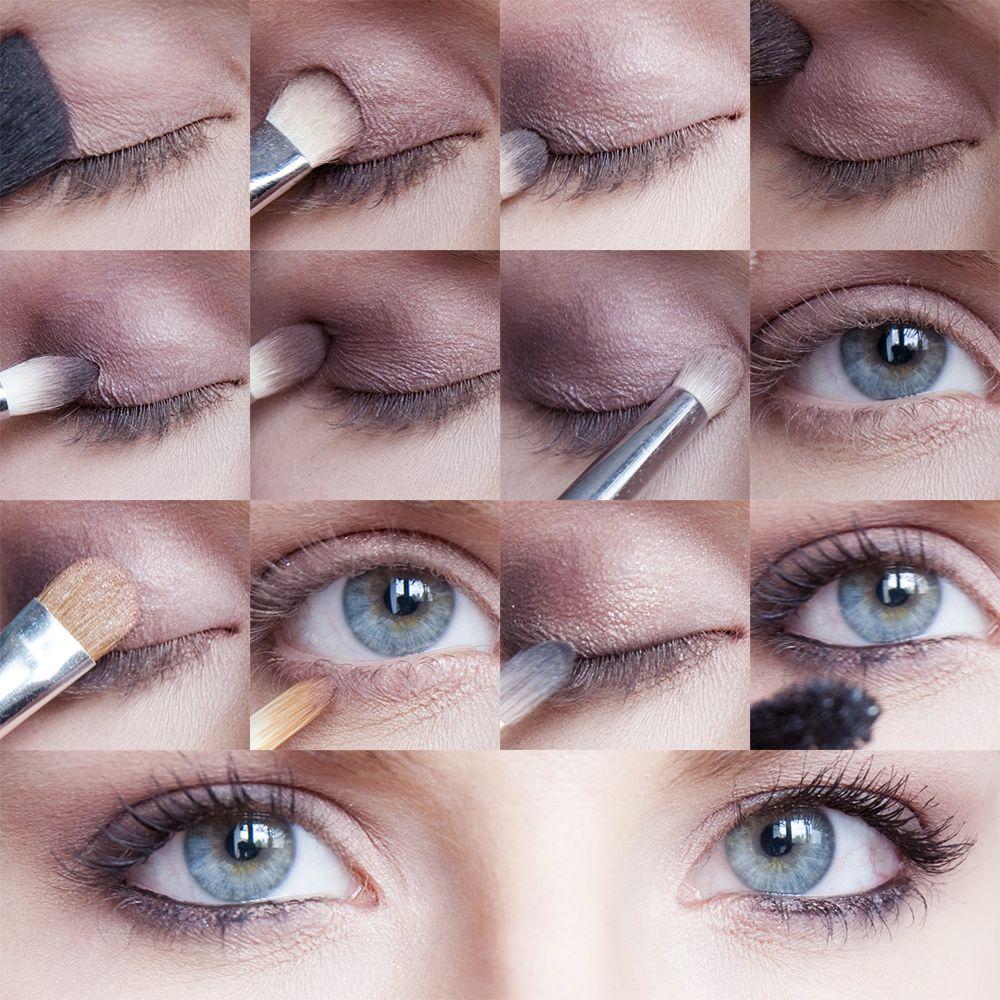 7 tutos maquillages nude faciles et rapides maquillage. Black Bedroom Furniture Sets. Home Design Ideas