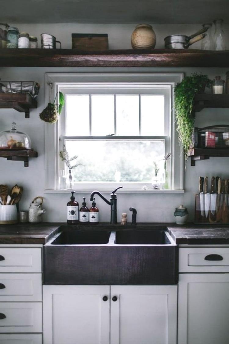 30 awesome farmhouse sink setup ideas kitchensetupideas