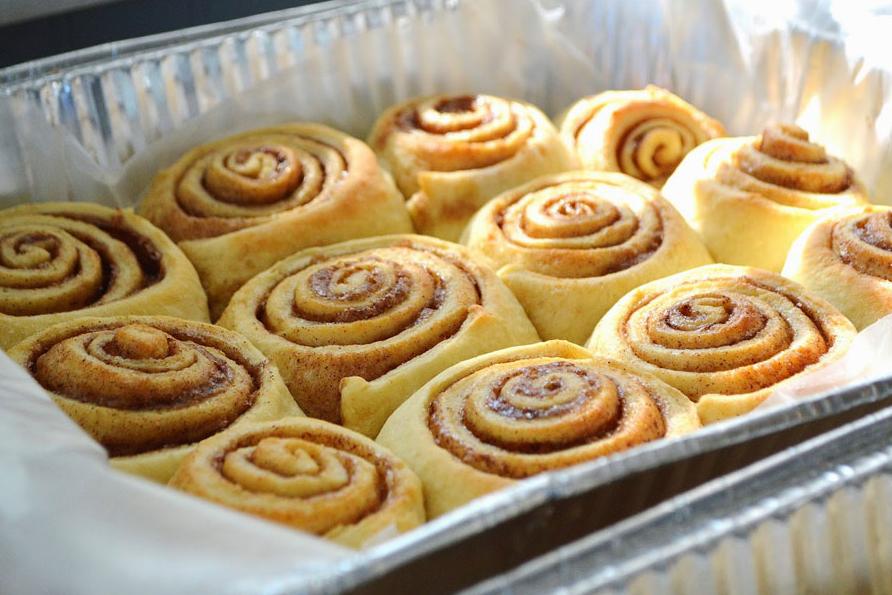 Resep Cinnamon Roll