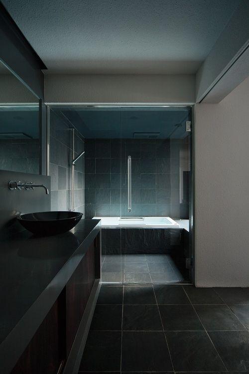 Minimalist Masculine Bathroom Basement Bathroom Wishes Delectable Basement Bathroom Design Minimalist