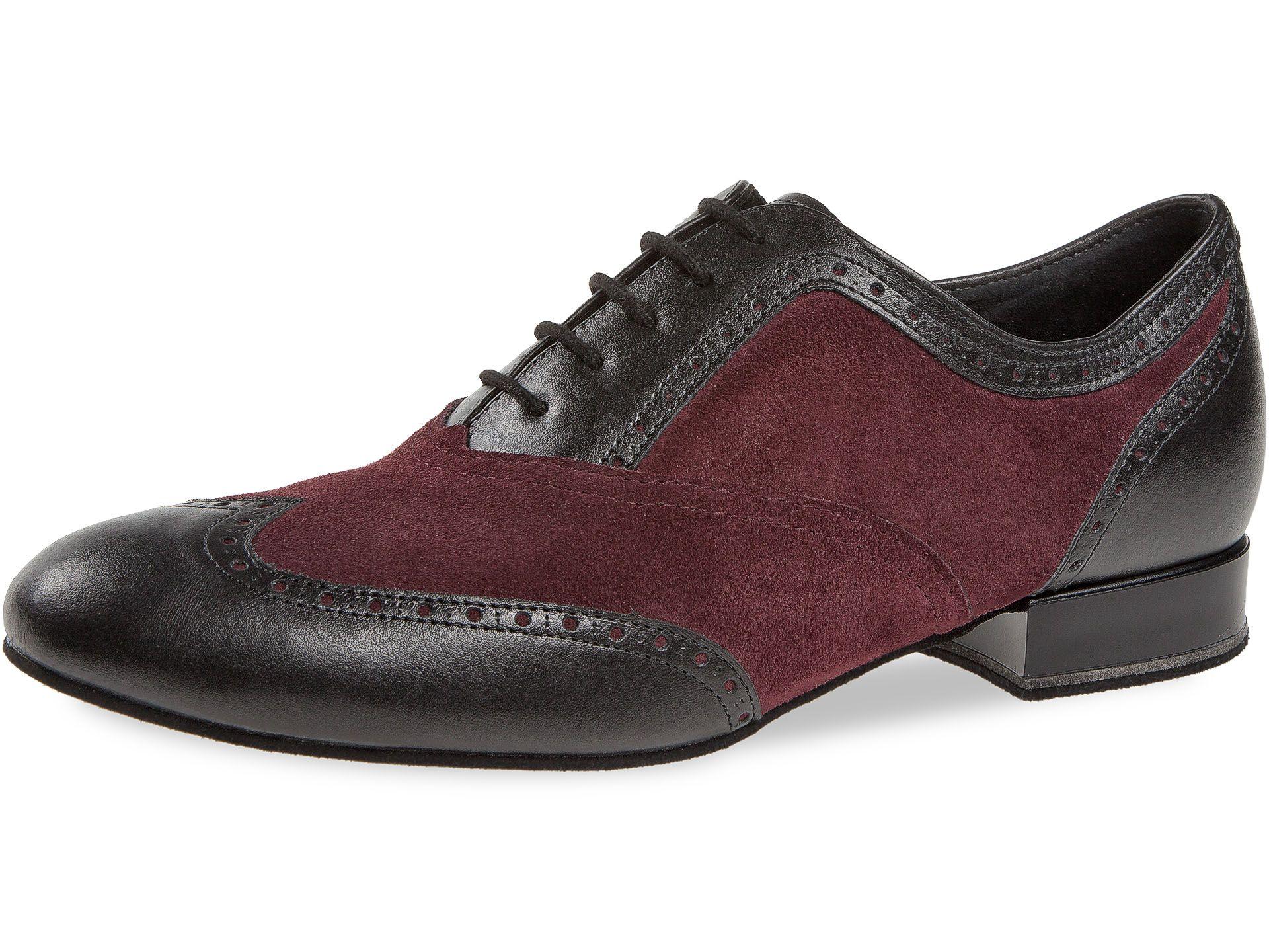 Herren Tango Tanzschuh Mod. 177 025 133 in schwarz