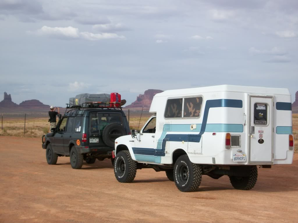 Fs award winning toyota chinook 4x4 camper that s right