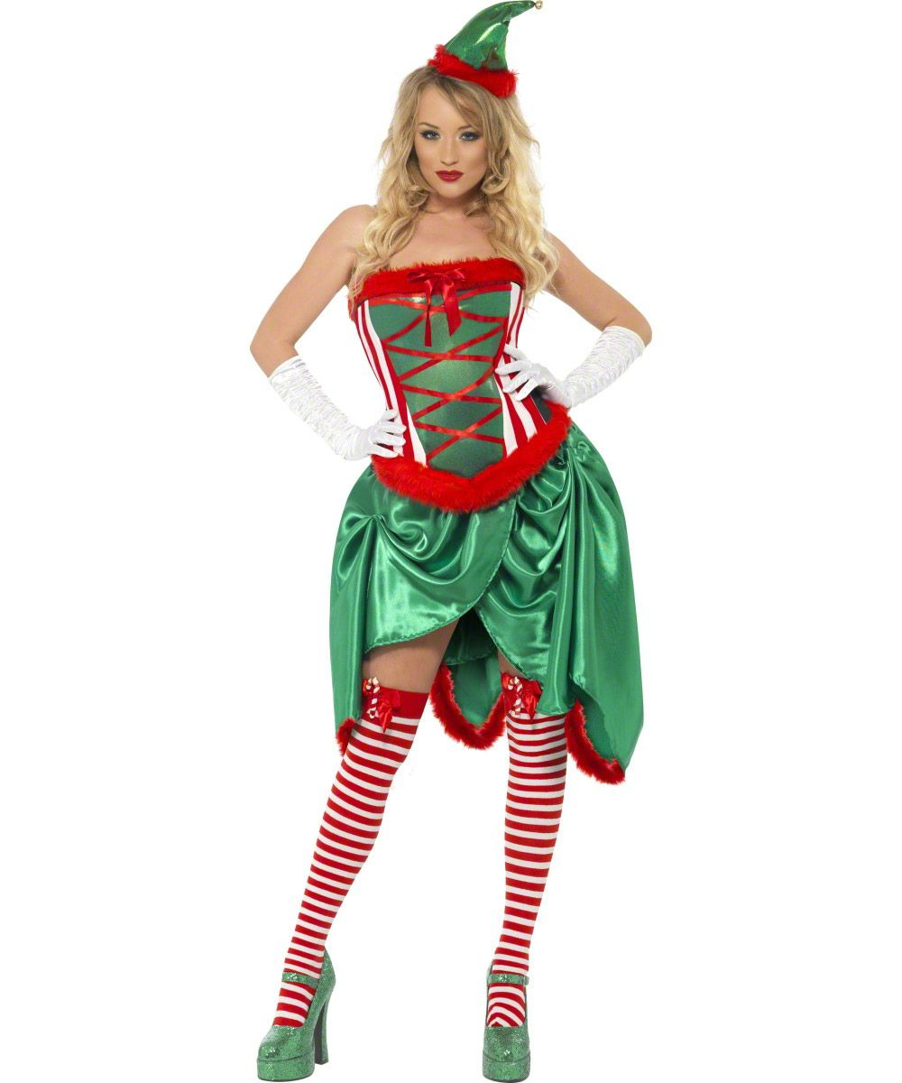 Disfraz de duende cabaret Vegaoo, compra de Disfraces
