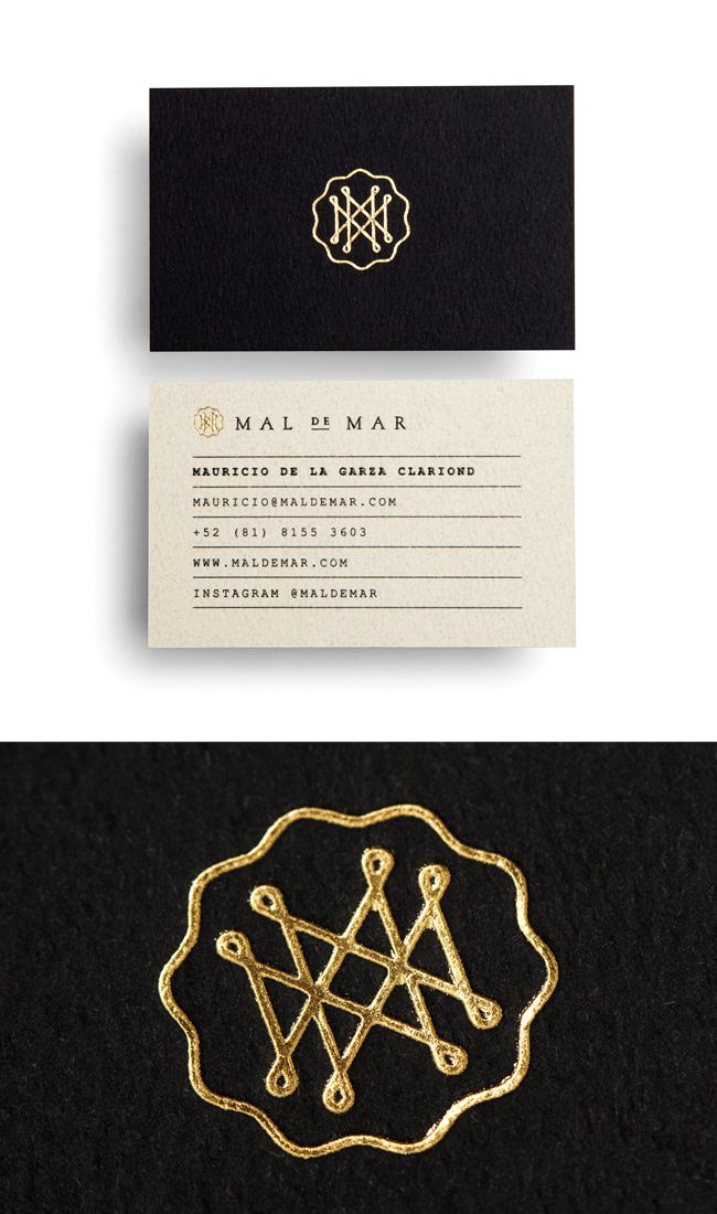 Ideas and Inspiration for Creating Vintage Business Cards | Business ...