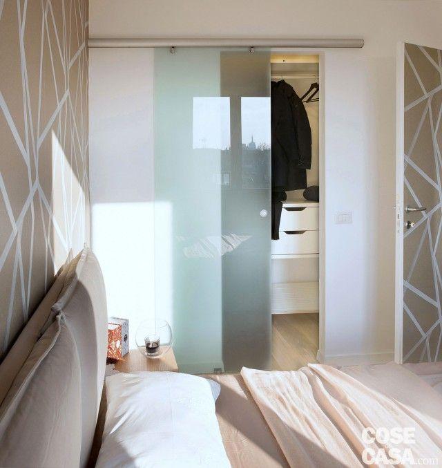 camera-da-letto-cabina-armadio | casa al mare | Pinterest