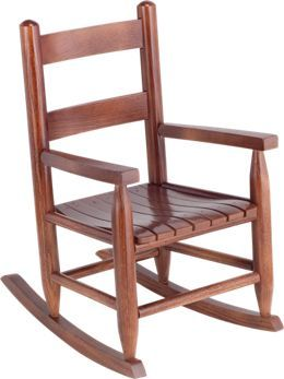 Childrens Rocking Chair | Solid Wood | Vermont Country Store