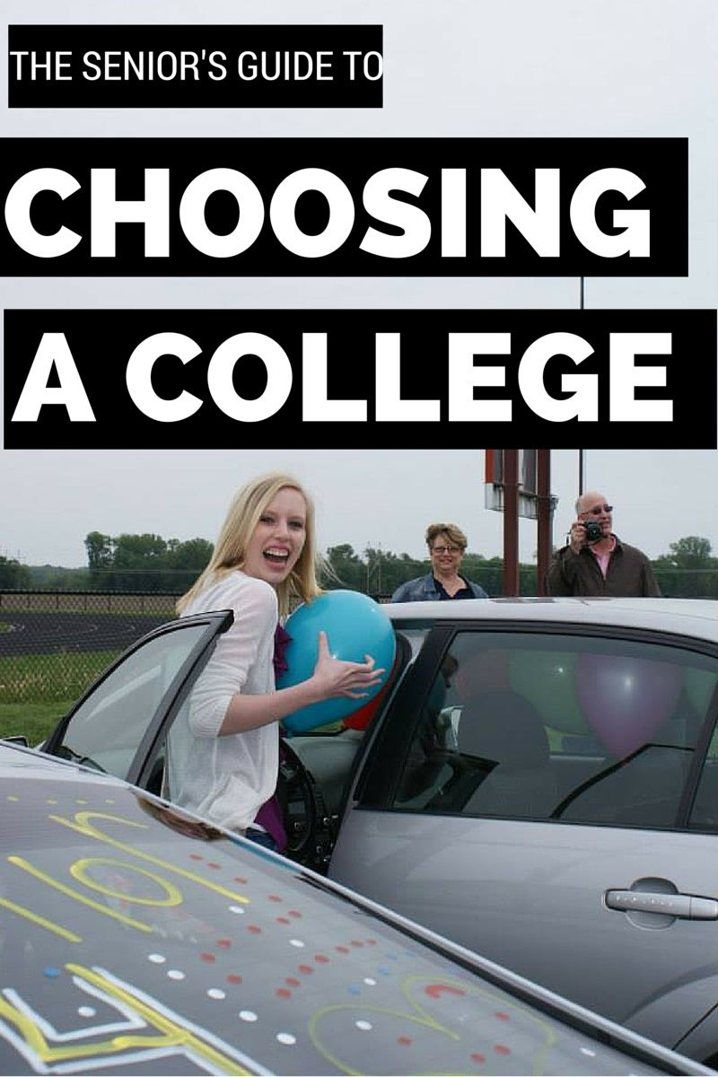 the high school senior s guide to choosing a college from the high school senior s guide to choosing a college from location to majors deciding