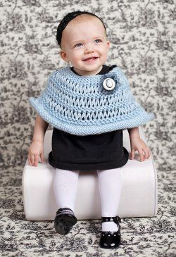 Sophie Lace Baby Shawl | FaveCrafts.com