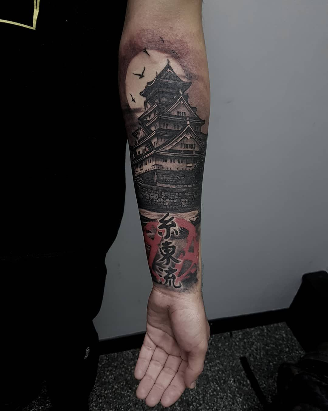 In The 18th Century The Japanese Tattoos Had Another Transformation Tattoos Tatto Half Sleeve Tattoo Tattoos For Women Half Sleeve Half Sleeve Tattoos Designs