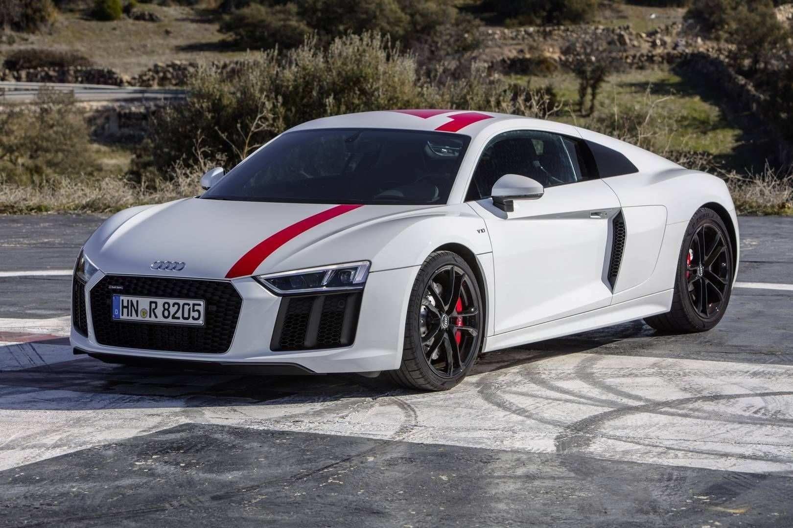 2020 Audi R8 LMXs Reviews