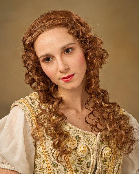 Renaissance Allisonlowery Renaissance Hairstyles Hair Styles Low Ponytail Hairstyles