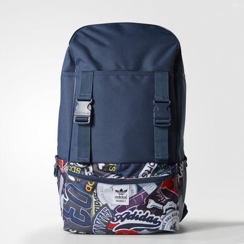 Adidas Originals Unisex Badge Backpack #adidas #BackPackBag