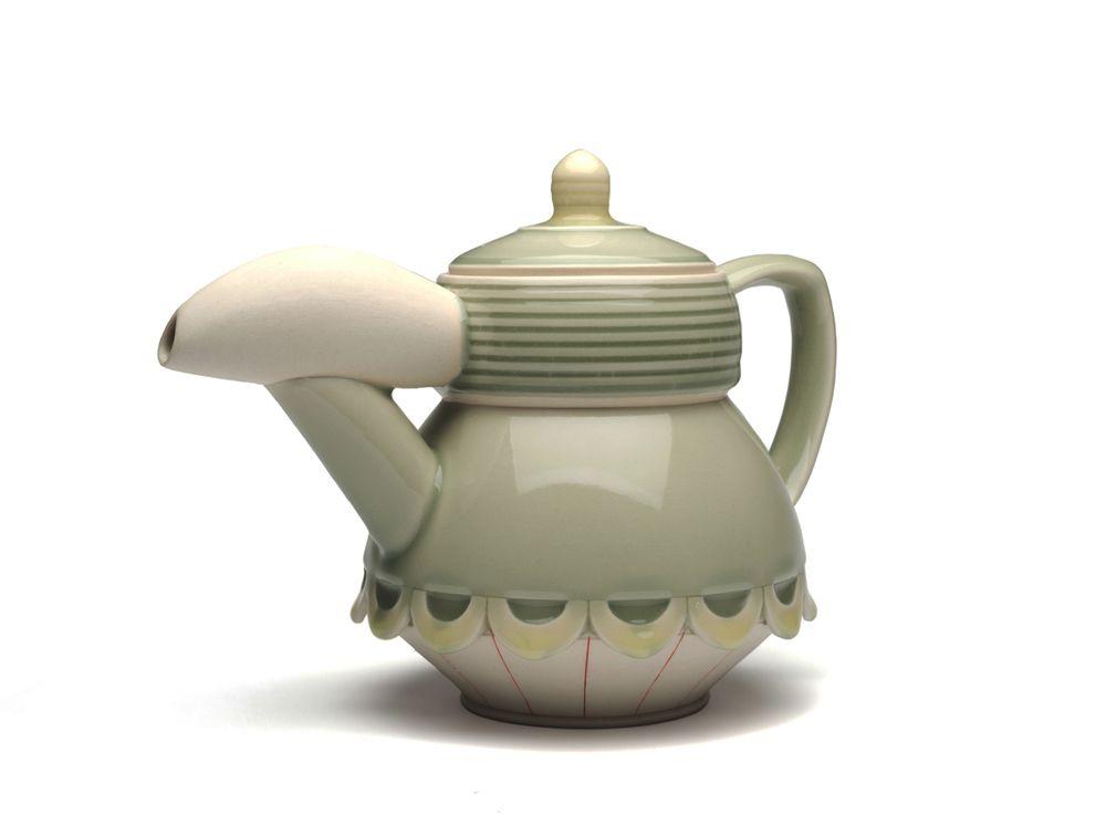 Ceramic teapots image by jennifer linder on ceramics ii